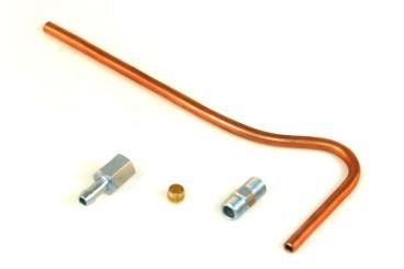 6mm Durchführungsröhrchen incl. Dichtringen und Schrauben