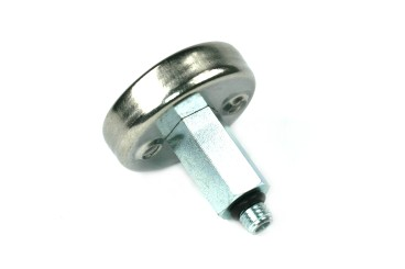 Adaptador de boquilla de suministro DISH 10 mm, corto