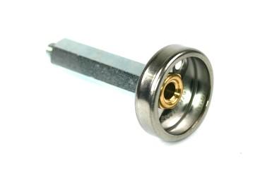 Adaptador de boquilla de suministro DISH 10 mm, largo