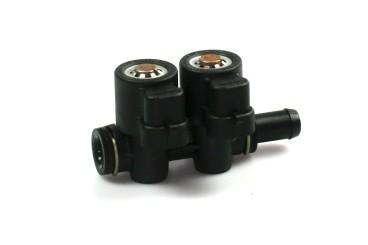 Lovato Einspritzrail JLP2 KP - 2 Zylinder