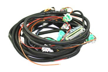 ICOM 4 cylinder wiring harness Europe + Boxer