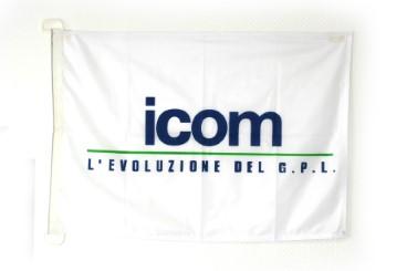 ICOM Bandera 50x75