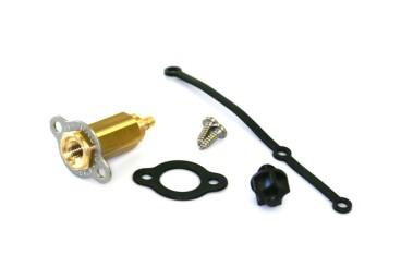 Tomasetto embout de remplissage mini M10 (filetage intérieur) avec raccord pour tuyau thermoplastique Faro