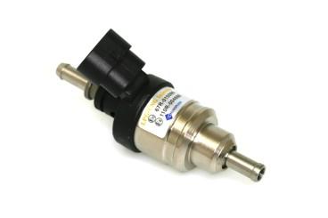 HANA H2001 Injektor LPG CNG UNI (GOLD) - einzeln für Verteilerleiste