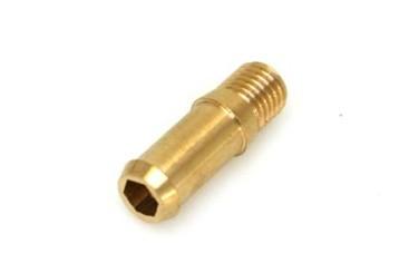 Boquilla roscada M8 hexágono interno 5 mm