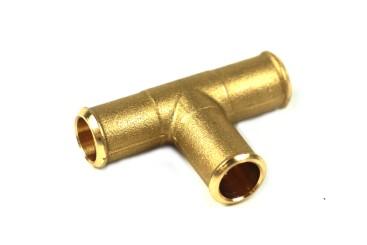 T-piece (brass) 16 x 16 x 16 (mm)