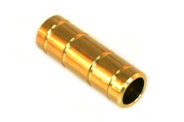 Raccord de tuyau (en laiton) D.15mm D.15mm