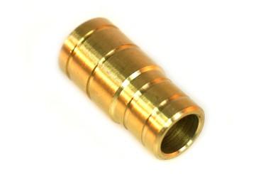 Raccord de tuyau (en laiton) D.21mm D.19mm