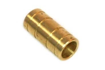 Raccord de tuyau (en laiton) D.21mm D.21mm L.45mm