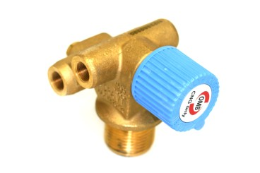 "OMB Válvulas de botellas IDRA VT (CNG) -W28.8 -   1/4"""
