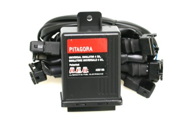 AEB 160 Pitagora - emulator 4 cylinders (Uni / without connector)