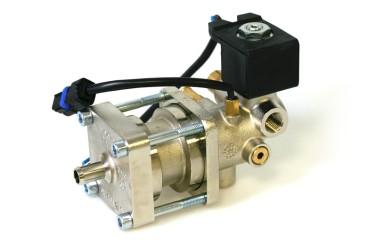 Bigas régulateur de pression GNV RI27-J (jusqu'à 200KW) avec électrovanne