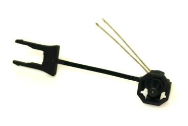 OMVL sensore temperatura gas per SuperLight rail d'iniezione (plastica), per saldare