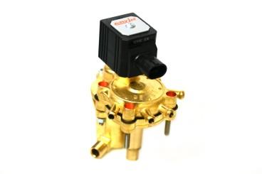 EasyJet/Autronic Mistral II Druckregler VIR100 - 4 Zylinder