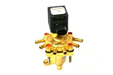 EasyJet/Autronic Mistral II Druckregler VIR200 - 6 Zylinder