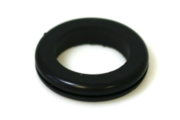Rubber protective conduit for filling hose