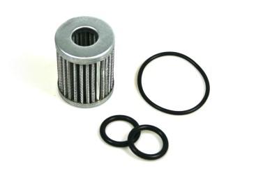 Cartuccia filtro poliestere per filtro gas Matrix incl.set di guarnizioni (fase gas)
