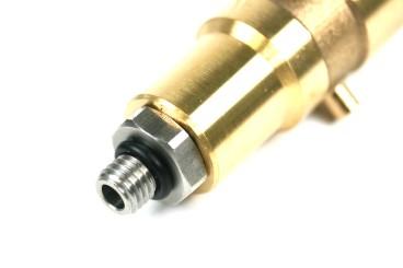 DREHMEISTER LPG Adapter Set inkl. Etui (M10/lang/verstärkt)