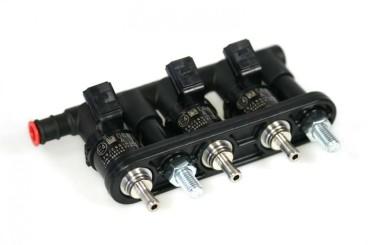 Keihin KN9 rail d'injection 3 cylindres (52cc)