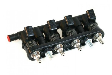 Keihin KN9 rail d'injection 4 cylindres (63cc)