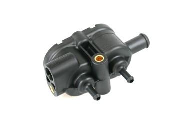 Landi Renzo Injektorleiste 2 Zylinder mit Sensorstutzen für MED GI25 Injektoren