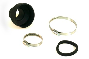 BRC filling point housing rubber cover