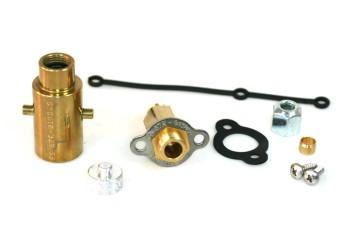 Tomasetto LPG Einfüllstutzen Mini M16 Außengewinde inkl. Bajonett LPG Adapter