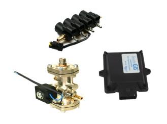 BIGAS SGIS EASY GAS 3-4 cilindros (MP32/sin OBD) GLP/GNC