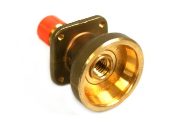 Boquilla de suministro DISH recta para repostaje externo para conexión de manguera de llenado
