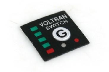Etiquette pour commutateur Voltran CSI-BWS