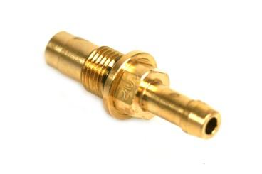 Injector nozzle for EVO (AEB) rail - 2,20 mm (brass)