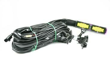 Landi Renzo Omegas arnés de cables de 5/8 cilindros