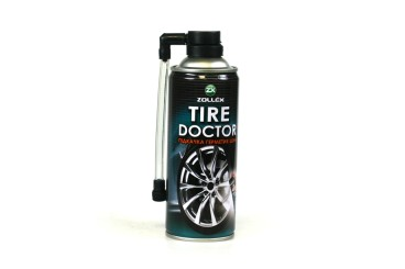 Tyre repair spray 450ml (passenger cars)