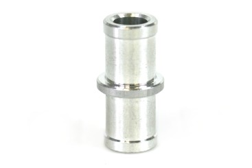 DREHMEISTER Schlauchkupplung D16mm D16mm (Aluminium)