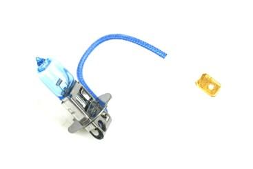 Halogen Birne H3 12V 55W pure vision (blue)