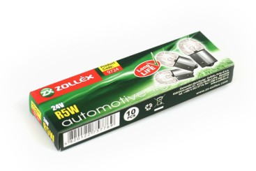 Bulbs 24V R5W long life (10pcs)