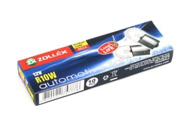 Glühbirne long life 12V R10W (10 Stück)