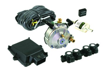 Landi Renzo EVO Li02 110KW - 3/4 Zylinder