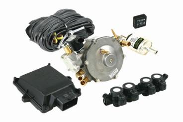 Landi Renzo EVO Li10 160KW - 3/4 Zylinder