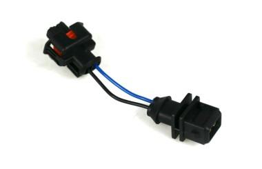 Landi Renzo MED Adapterkabel von Fiat (AMP) OEM Injektoren auf MED