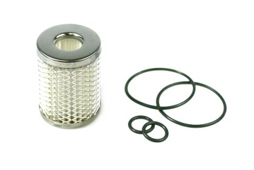 Filter cartridge polyester for BRC gas filter incl. gasket (gaseous phase)