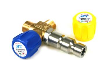 Tomasetto filling valve VM04 type NGV1-Italia (CNG)