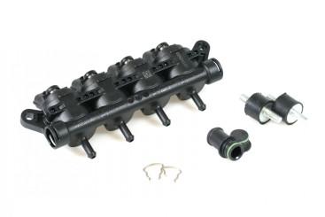 Landi Renzo GIRS12 rail d'injection 4 cylindres M (noir)