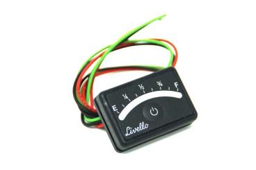 Livello L.7 LED Inhaltsanzeige inkl. Ein- und Ausschalter