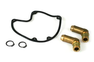 BRC Messing-Wasseranschluss 16mm für Techno/Fox Verdampfer