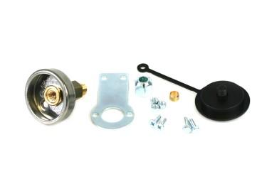 Tomasetto LPG Einfüllstutzen DISH inkl. Metallhalterung und Deckel