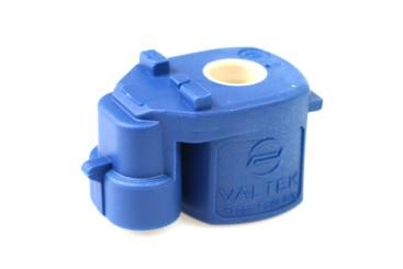 Valtek Magnetspule für Absperrventil 3 Ohm blau (AMP + klein) 12V 11W