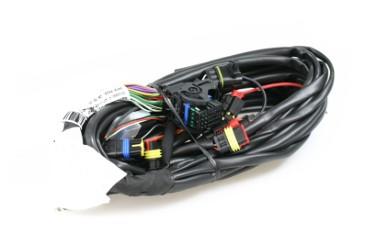 MTA arnés de cables de 4 cilindros DE54400715CH022251 para T.A. 2.4 + y BRC SQ32