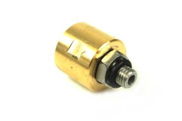 Adaptador de filtro sinterizado de boquillas de suministro M22 a M10