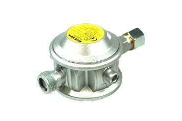 GOK regolatore di bassa pressione 30 mbar 1,5 kg/h dritto 10 mm